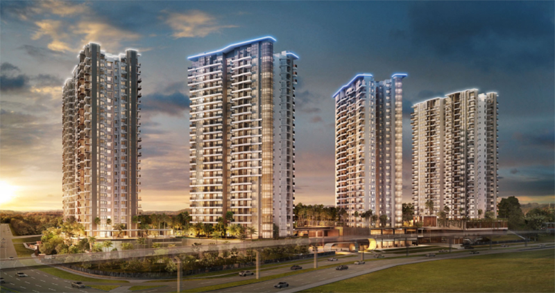 Sengkang High Park Residences Sengkang New Launch Balance Units