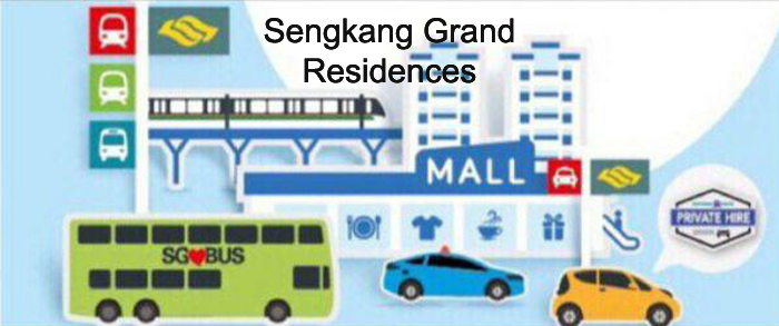 最新公寓 SengKang Grand New Launch Condominium Sales E Brochure