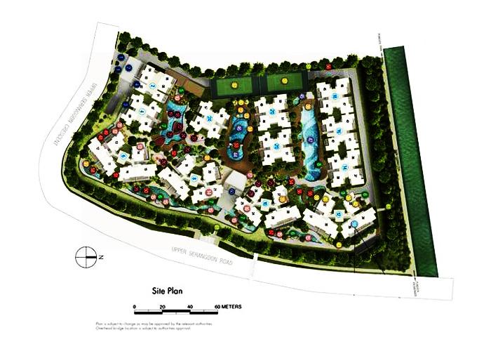 Riversails Condo Site Plan